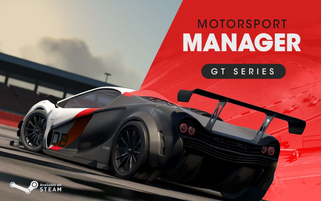 Motorsport Manager GT Series