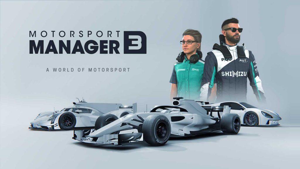 Motorsport Manager Mobile 3 Released