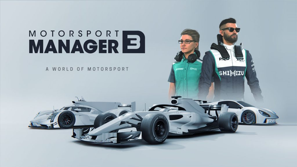 Motorsport Manager Mobile 3 Released