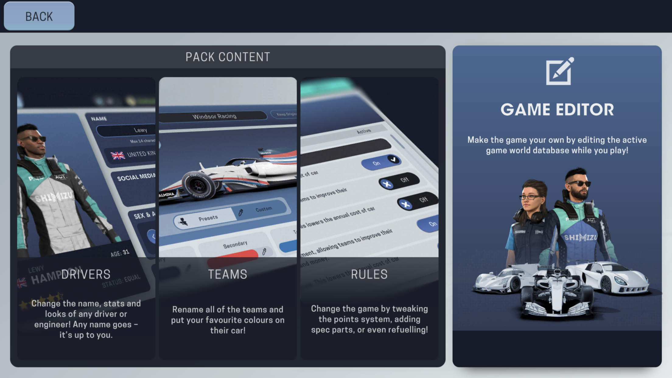 Motorsport Manager Mobile 3 – FAQs – Playsport Games
