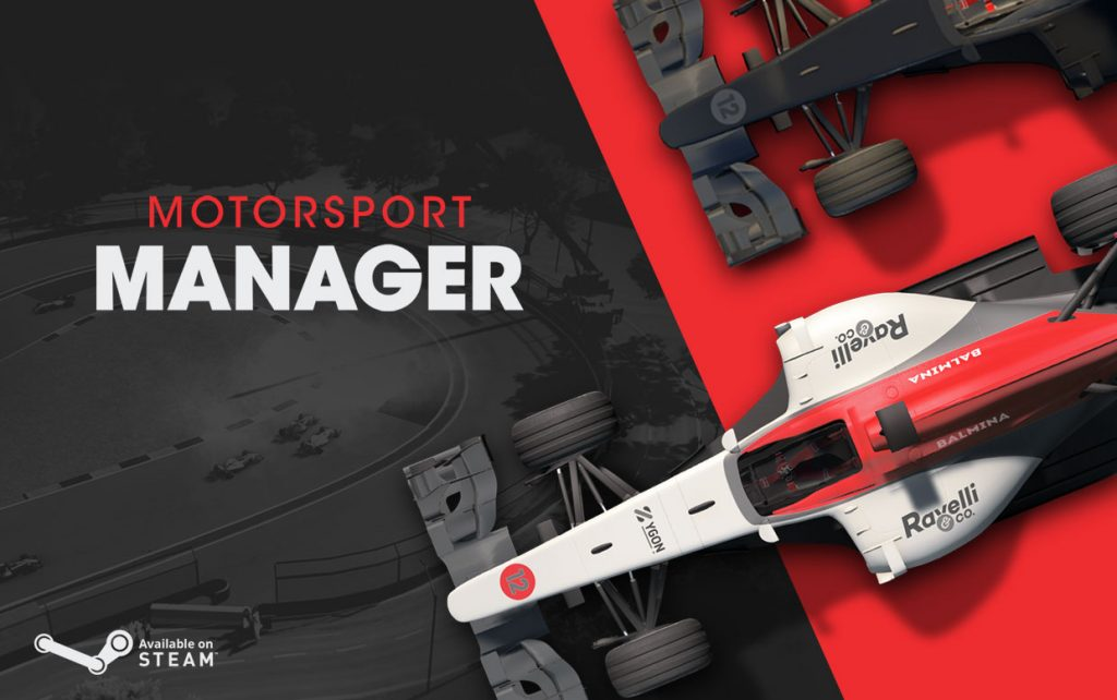 Motorsport Manager PC Launch